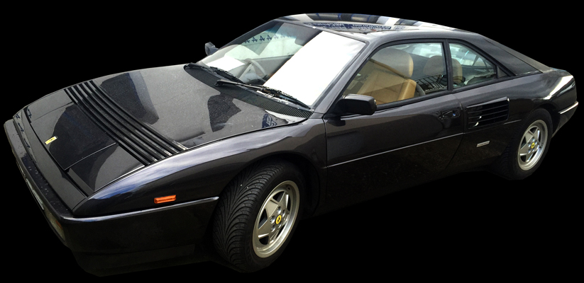 Entretien Ferrari